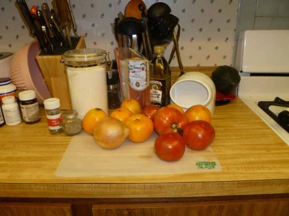 Pomodoro Sauce Ingredients