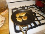 Cooking Pierogies