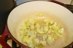 Cooking Artichoke Hearts In Olive Oil