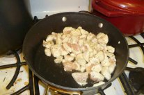 Cooking Chicken In Olive Oil