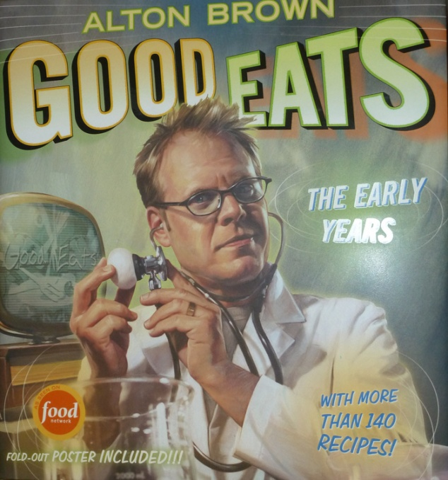 alton brown good eats early years