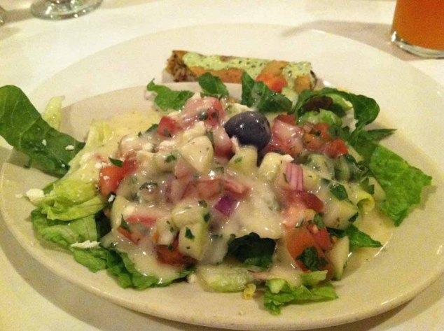 moracco salad