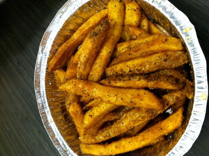 slacks hoagies cranky fries