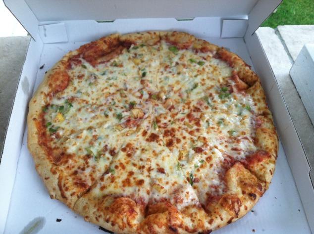 luigi's hawaiian pizza
