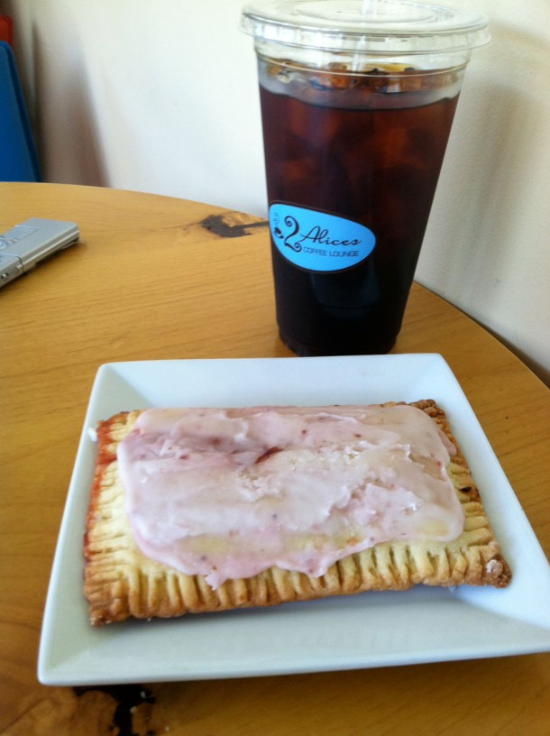 2 alices homemade pop tart