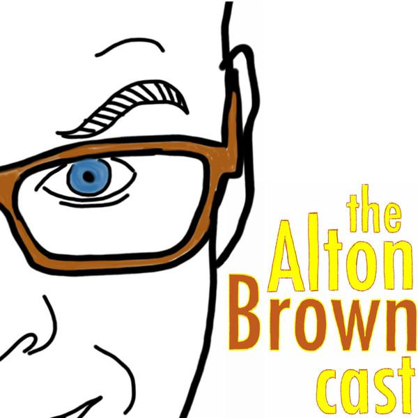 the Alton Browncast logo